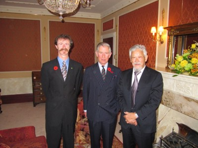 David R. Boyd, Prince Charles and David Suzuki